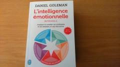 Goleman, livre, Intelligence émotionnelle, philosophie, maladie, mental, corps
