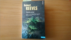 hubert reeves,livre,univers,science,religion